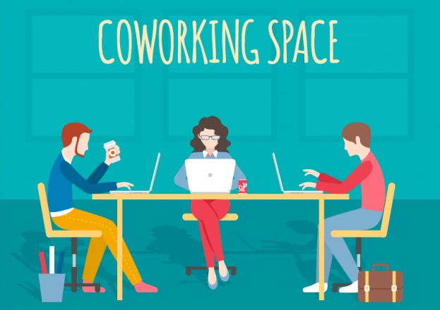 TOP 5 REASONS WHY STARTUPS SHOULD WORK FROM COWORKING SPACE