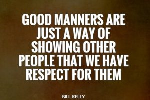 Do Manners Matter At Work?