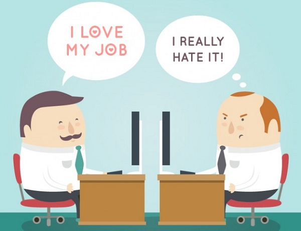 The Four Big Reasons People Hate Their Jobs (Related to Employer's Behaviors)