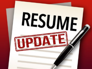 Time to Update That Resume!, time and attendance